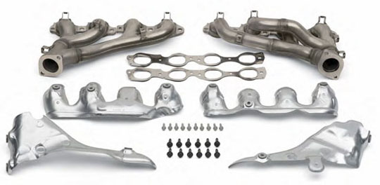 Z/28 Exhaust Manifold Package