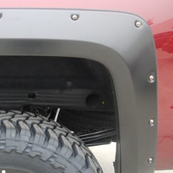 Fender Flares, Bolt On Look