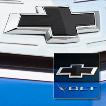 Exterior Trim, Bow-Tie Emblems