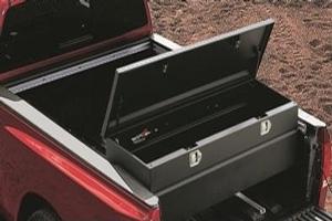 sliding bed tool box genuine nissan 999t2 wq300. Black Bedroom Furniture Sets. Home Design Ideas