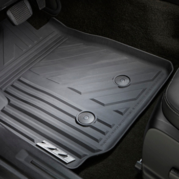 Floor Mats, All Weather, Front - GM (22968487)