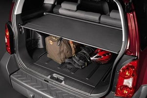 Retractable Cargo Area Cover