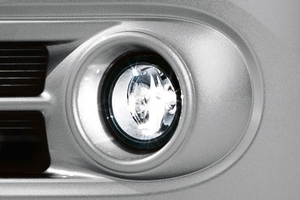 Fog Lights (With Auto Lights (Excludes Krom))