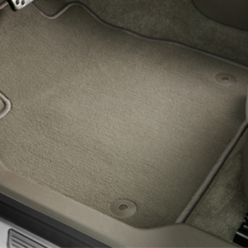 FLOOR MATS, CARPET, FRONT & REAR, PREMIUM