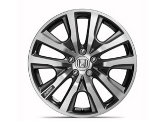 "2013 Honda ACCORD COUPE EX-LV6 (NAVI) 19"" WHEEL - (08W19T3L100)"