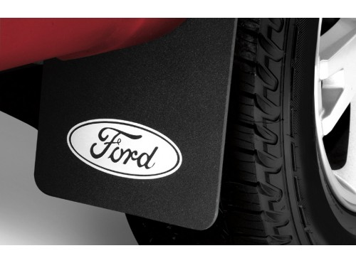 Ford Splash Guards, Flat, Front or Rear