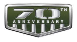 2011-2014 Jeep Wrangler Jeep Emblem 68089729AB
