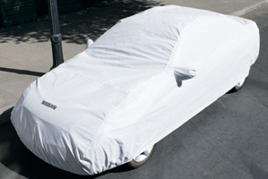 Vehicle Cover (Silver Guard Plus)