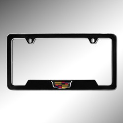 LICENSE PLATE FRAME PACKAGE BY BARON & BARON