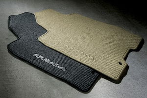 Carpeted Floor Mats (Armada Produced Before
