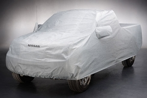 VEHICLE COVER KING CAB / SWB / REGULAR