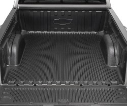 Bed Liner, Gm Logo