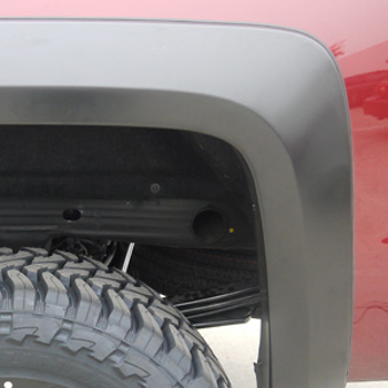 Fender Flares, Exterior Styling Kit