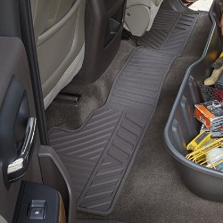 Floor Mats, All-Weather, Rear 1PC