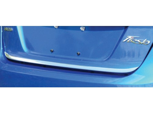 Exterior Trim, Lift-Gate - Ford (VBA6Z-58425A34-AA)