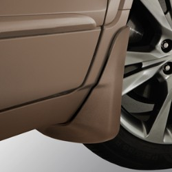 FRONT MOLDED SPLASH GUARD, COCOA ASH