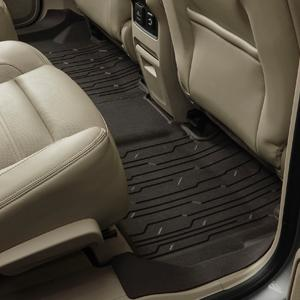 Floor Mats, All-Weather, Rear Premium