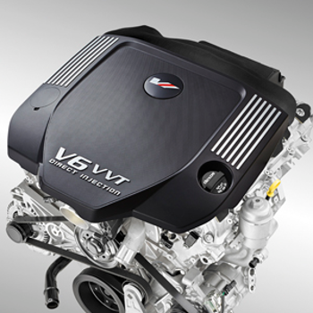 Engine Cover, 3.6L V6