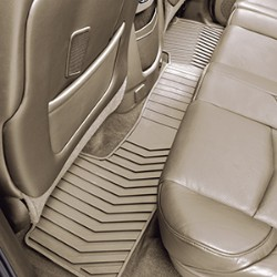 FLOOR MATS, PREMIUM ALL WEATHER, 2ND ROW