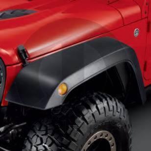 wheel flare genuine mopar 77072341ac quirk auto. Black Bedroom Furniture Sets. Home Design Ideas