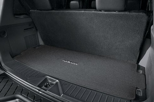 Carpeted Cargo Mat (Charcoal Interior)