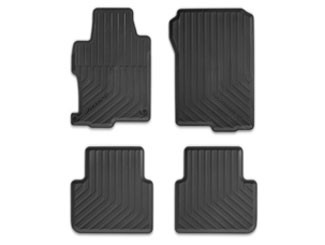 2013 Honda ACCORD SEDAN SPORT FLOOR MATS, ALL-SEASON - (08P13T2A110)