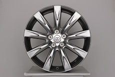 "19"" Wheel, Rear (1pc)"