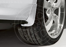 Splash Guards, Rear Set