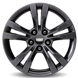 18 INCH FRONT WHEEL -MIDNIGHT SILVER