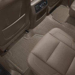 REAR PREMIUM CARPET, DUNE