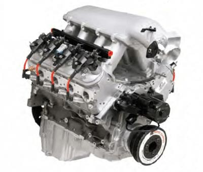 copo 427 crate engine 425 hp gm parts direct your. Black Bedroom Furniture Sets. Home Design Ideas