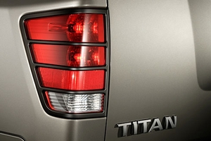 Taillight Guards (Chrome)