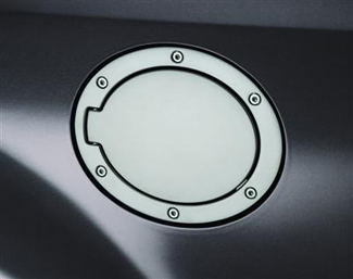 Fuel-Filler Door