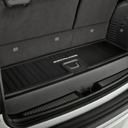 FLOOR MATS, CARGO AREA PREMIUM ALL WEATHER