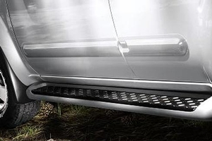 Body Side Molding (K23 - Brilliant Silver)