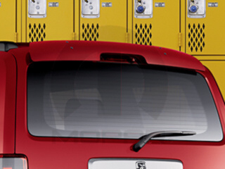 Rear Air Deflector