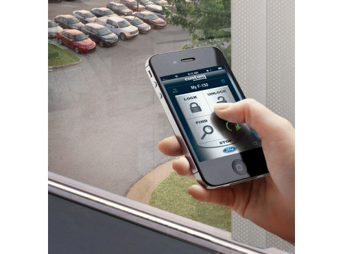 Ford Remote Car Starter App