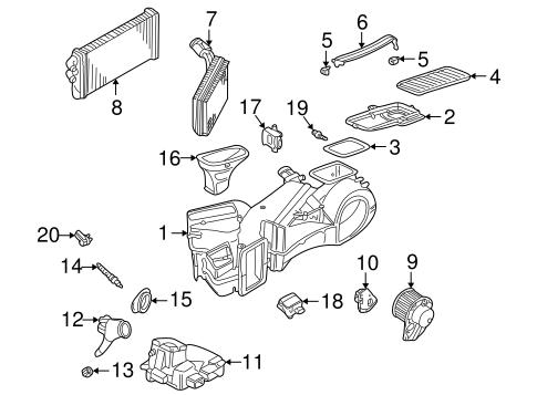 audi a4 b7 engine diagram  audi  free engine image for