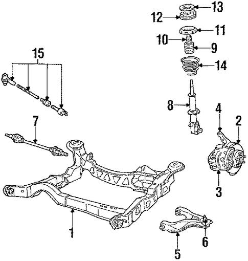 rear brakes for 1987 pontiac fiero