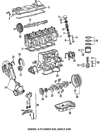 ENGINE for 2003 Volkswagen Jetta