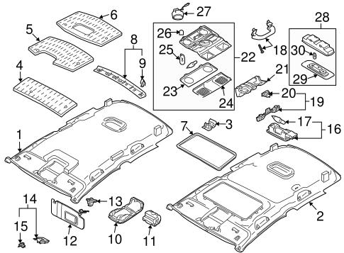 Geo Tracker Parts Catalog