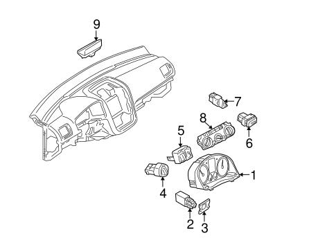 Ford Mustang Temp Sensor Location