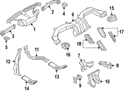 2006 Ford F150 Front End Diagram besides F 150 Driver Door Diagram besides Nice bits also 1280603 additionally 1960 F100 Manual Steering Box Diagram. on 1948 ford parts catalog html