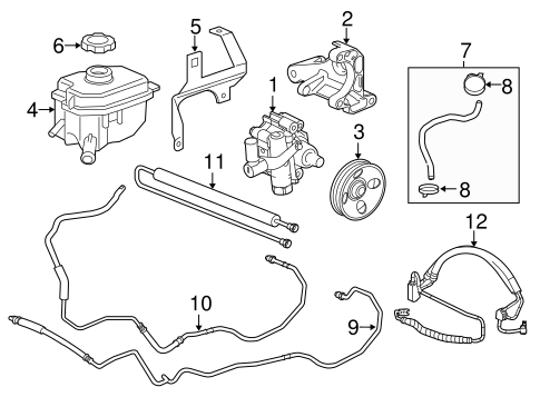 Gmc Steering Column Diagram