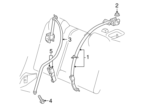 2007 Dodge Caravan Seat Belts additionally Trailer Wiring Diagram With Reverse Light further Discussion T4558 ds628422 besides Dodge Ram 1500 Upper Control Arm Replacement as well Ford Contour Stereo Wiring Harness Diagram. on fuse box diagram for 2001 dodge caravan