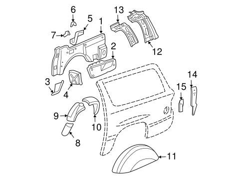 2006 saturn vue wiring diagram seat