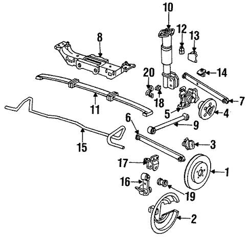 Rear Suspension Scat
