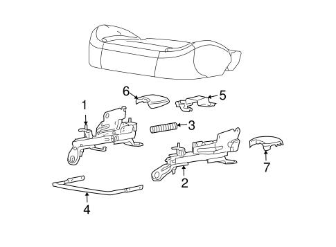 tracks  u0026 components for 2006 gmc canyon