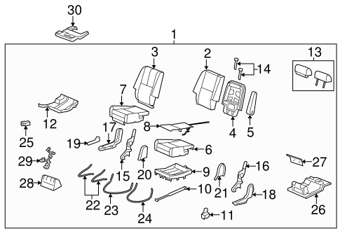 Gmc Yukon Body Parts Diagram on 94 chevy s10 2 2l engine diagram