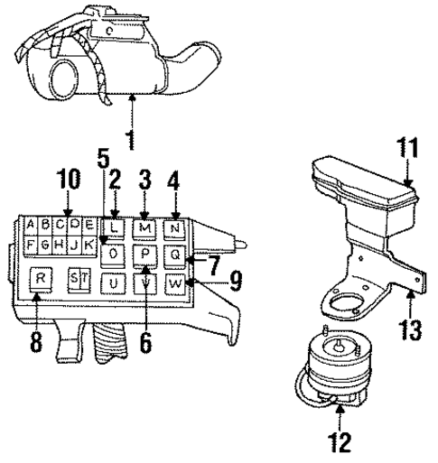 1993 chrysler imperial how to replace overdrive relay for 1992 chrysler lebaron convertible rear window regulator
